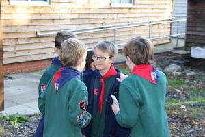 Scouts Beacon Hill 2018 Remembrance Sunday Service (12)