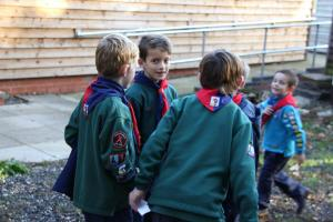 Scouts Beacon Hill 2018 Remembrance Sunday Service (13)