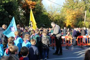 Scouts Beacon Hill 2018 Remembrance Sunday Service (45)