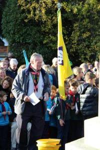 Scouts Beacon Hill 2018 Remembrance Sunday Service (62)