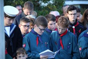 Scouts Beacon Hill 2018 Remembrance Sunday Service (83)
